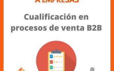 Cualificación de oportunidades comerciales B2B