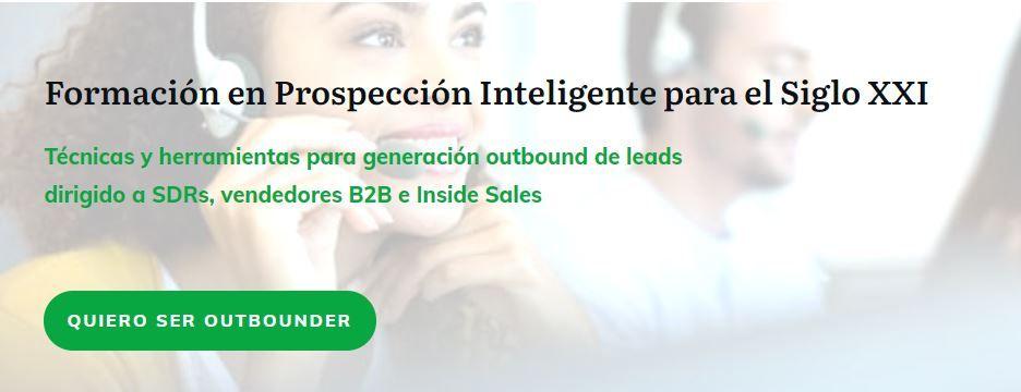 Formación ventas B2B en abierto