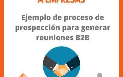 Prospección B2B de 3 canales