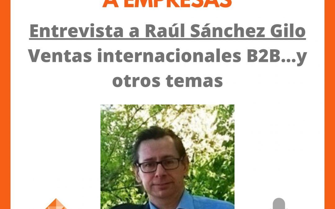 Podcast. Ventas B2B internacionales