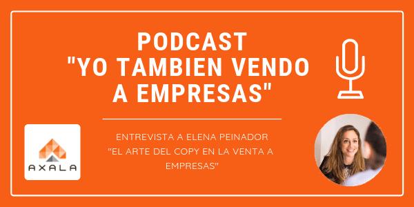 PODCAST: EL ARTE DEL COPY EN LA VENTA A EMPRESAS