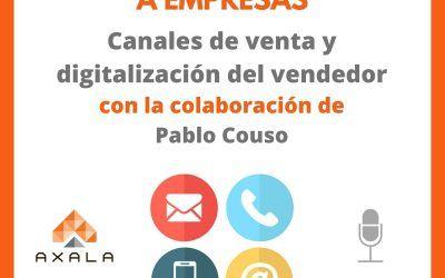Canales de Venta e Inside Sales con Pablo Couso