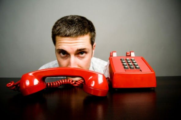 Miedo al teléfono